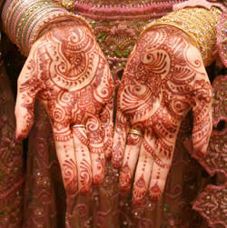 Significance Of Henna Or Mehendi