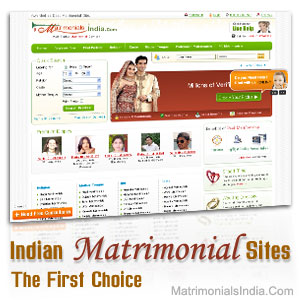 Matchmaking websites in indian