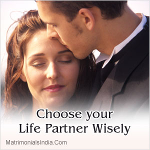 Choose your Life Partner Wisely