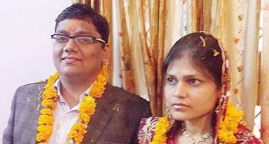 Parinita Luvs Shukla Matrimony Success Story