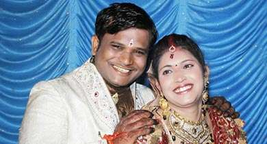 Rupa & Lalit Matrimony Success Story