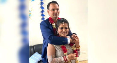 Sandeep and Megha Matrimony Success Story