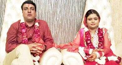 Ashwani & Arti Matrimony Success Story