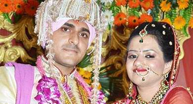 Srishti Weds Ravi Matrimony Success Story