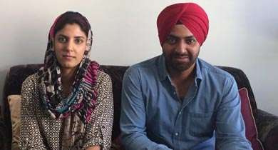 Jasneet With Gurpreet Matrimony Success Story
