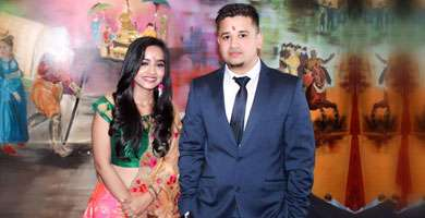 Neha WEDS  Aashish Joshi Matrimony Success Story