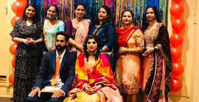 Harpreet & Jeevanjot Matrimony Success Story