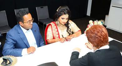 Sagar and Chandni kalra Matrimony Success Story